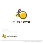 法人「miranowa」のロゴを募集します。への提案