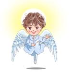 天使のキャラクターへの提案