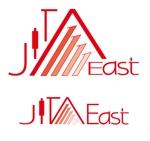 koma2さんの株)日本投資技術協会East ロゴ制作への提案