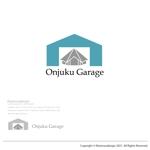 海近の1組限定のガレージキャンプのロゴ作成への提案