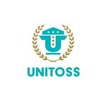 学校制服のリサイクルショップ「Unitoss」のロゴへの提案