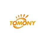 「TOMONY」のロゴ作成への提案
