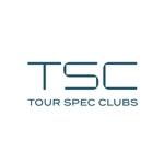 ゴルフ用品販売サイト 【TOUR SPEC CLUBS】のロゴへの提案