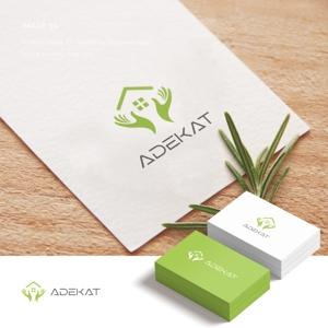 doremidesignさんの不動産・建築会社のロゴ(HP、名刺、請求書、封筒などに活用)への提案