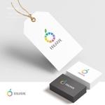 移動販売 フルーツジュース FRUPPPE(フルッペ)のロゴ製作への提案