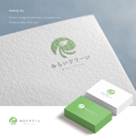 未来の環境を創造するメーカー「みらいクリーン」のロゴへの提案