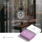 美容サロンLa・Verite Brain. のロゴへの提案