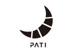 韓国カフェ ダルゴナ&クロッフル PATI のロゴ への提案