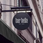 バー開業「bar bella」のロゴへの提案