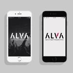 ダンス動画専門のプラットフォーム「ALVA」のロゴ作成への提案