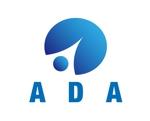 horieyutaka1さんの「ADA」のロゴ作成(商標登録なし)への提案