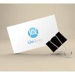 WEBサービス「UniArts」のロゴへの提案