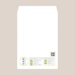封筒デザイン(角2・長3・長3窓付・長40)への提案
