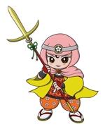 ebtenさんの太田城PRのキャラクター制作への提案