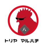 博多名物 鶏料理屋「トリヤ マルハチ」のロゴへの提案