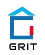 不動産テック会社のホームページ「GRIT Tech」のロゴへの提案