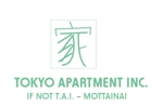 外国籍の方のための不動産屋さん「TOKYO APARTMENT INC.」のロゴへの提案