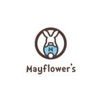 munaさんのメイフラワーズのロゴ作成への提案