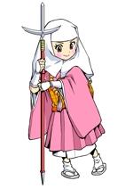 asahiya910さんの太田城PRのキャラクター制作への提案