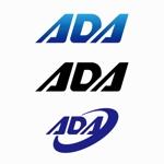 shigeoさんの「ADA」のロゴ作成(商標登録なし)への提案