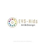 子供の美術&WEBデザイン教室のロゴへの提案