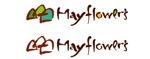 katu3455さんのメイフラワーズのロゴ作成への提案