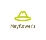 claphandsさんのメイフラワーズのロゴ作成への提案