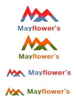 kiku211さんのメイフラワーズのロゴ作成への提案