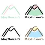 ST-Designさんのメイフラワーズのロゴ作成への提案