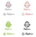 horohoroさんのメイフラワーズのロゴ作成への提案