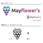 Hid_k72さんのメイフラワーズのロゴ作成への提案