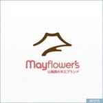 neomasuさんのメイフラワーズのロゴ作成への提案
