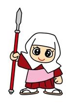 tidemaruさんの太田城PRのキャラクター制作への提案