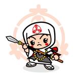 ponchukeさんの太田城PRのキャラクター制作への提案