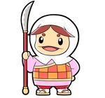 caretさんの太田城PRのキャラクター制作への提案