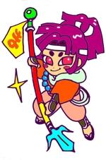kojiteruさんの太田城PRのキャラクター制作への提案