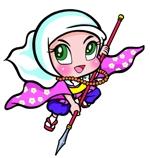 pino105さんの太田城PRのキャラクター制作への提案