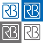 会社の頭文字「RB」を使用したロゴへの提案