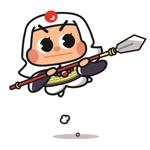 rararaLABOさんの太田城PRのキャラクター制作への提案