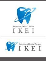 歯科医院「Premium Dental Salon IKEI」のロゴへの提案