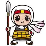 kiyoshoさんの太田城PRのキャラクター制作への提案