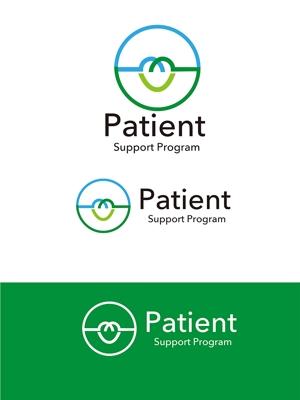 dd51さんのヤンセンファーマ様 Patient Support Programのロゴ作成依頼への提案