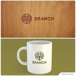 アウトドアブランド『BRANCH』のロゴ制作への提案