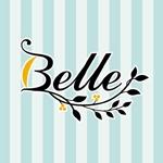 kinokonさんのカラーコンタクト「Belle」のロゴ作成への提案