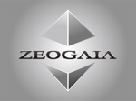 jizai1214さんの「ZEOGAIA」のロゴ作成への提案