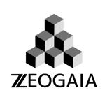 free13さんの「ZEOGAIA」のロゴ作成への提案