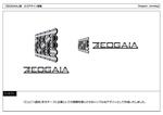 kometogiさんの「ZEOGAIA」のロゴ作成への提案