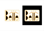 kaido-junさんのカラーコンタクト「Belle」のロゴ作成への提案