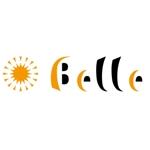 jsmpg_ejさんのカラーコンタクト「Belle」のロゴ作成への提案