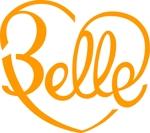 uhagiさんのカラーコンタクト「Belle」のロゴ作成への提案